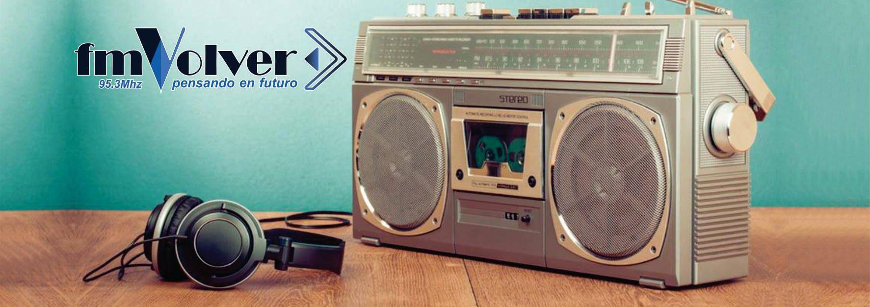 FM VOLVER 95.3MHZ